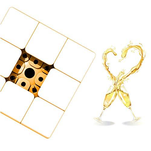 Metermall Juguetes para Yuxin 3x3x3 Treasure Box Magic Cube Speed Puzzle Game Cubes Juguetes educativos