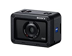 Sony 1.0-type Sensor Ultra-compact Camera With Waterproof & Shockproof Design (Dscrx0)