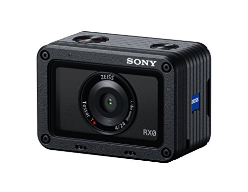 1.0-type Sensor Ultra-Compact Camera with Waterproof and Shockproof Design () - Sony DSCRX0