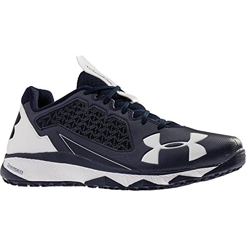 Under ArmourUnder Armour Men's Deception Baseball Training Shoes - Deception Scarpe da allenamento, baseball da uomo Midnight Navy/ White