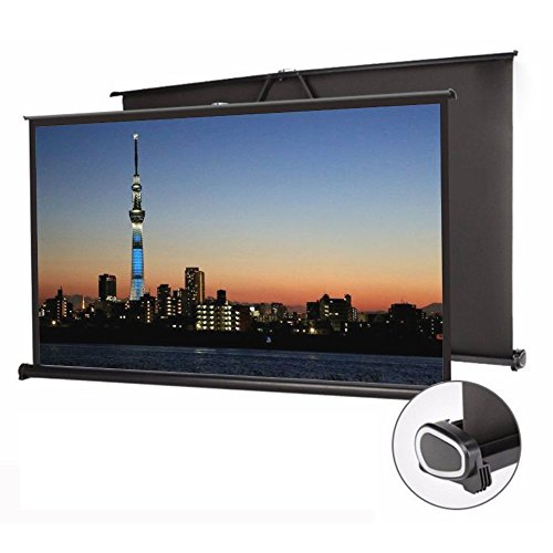 50 inch portable projector screen - 7