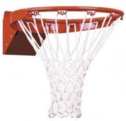 (First Team Heavy Duty Flex Basketball Rim - Universal Mount )