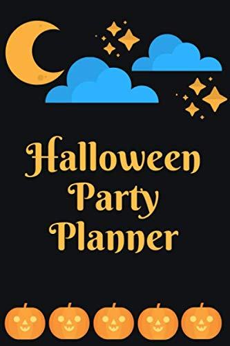 Halloween Party Planner: HAVE A FANG-TASTIC NIGHT!  This spook-tacular Halloween Party & 31 Day October Daily Planner is just what you need to plan out your theme, decorations, candy and so much more!