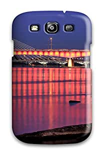 Top Quality Protection Bridge Case Cover For Galaxy S3