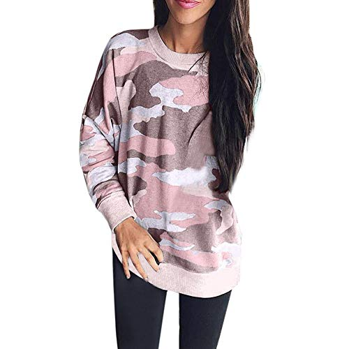 VECDUO Camo T-Shirt, Women