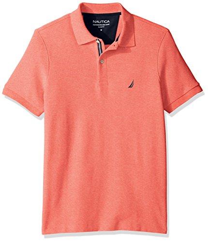 Nautica Short Sleeve Solid Shirt