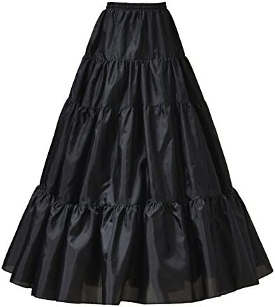 AW Petticoat Hoopless Crinoline Underskirt