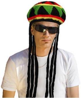 Gorro con Rasta (Bob Marley, Rastafari) Hippie, los años 70 ...
