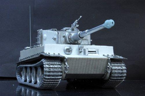 モデルファクトリーヒロ タイガーⅠ 戦車 後期型 1/35 アルティメイトキット MFH B00F1C4GHK