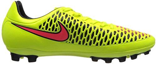 Nike Herren Fußballschuhe volt/volt-black-hyper punch