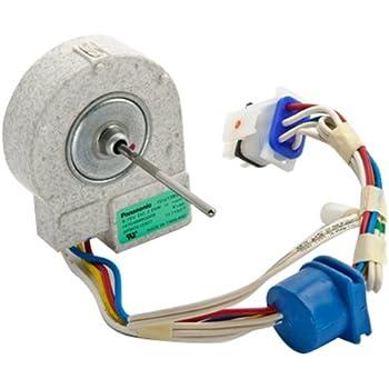 Magic chef refrigerator evaporator fan motor for Ge refrigerator evaporator fan motor problems