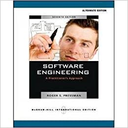 Book Software Engineering: A Practitioner's Approach, 7Th Edition