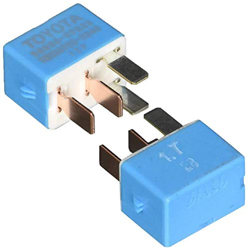 2 Pack Air Conditioner Relay for 1997-2014 Toyota Lexus and Scion Vehicles