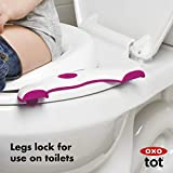 OXO Tot 2-in-1 Go Potty - Pink