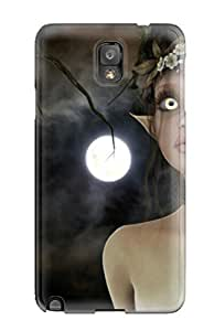 Fashionable Style Case Cover Skin For Galaxy Note 3- Those Bright Eyes