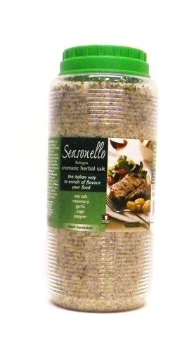 Seasonello Aromatic Herbal Salt 35 oz