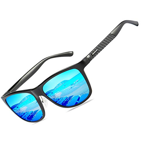Bircen Mens Polarized Sunglasses UV Protection Fishing Driving Sunglasses for Men ()