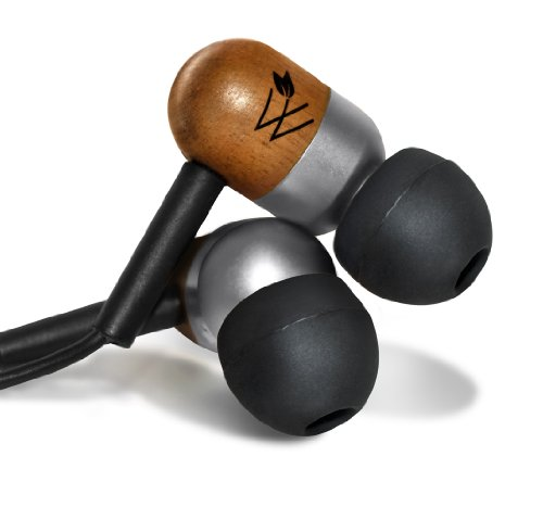 Woodees IESW200B Sport Earphones with Microphone