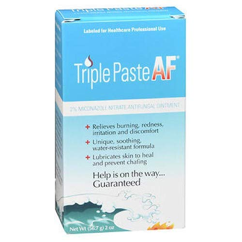 (Triple Paste AF Antifungal Nitrate Medicated Ointment 2 oz (Pack of 2))