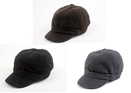 Women's Classic Newsboy Style Hat P208