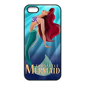 Disney The Little Mermaid Top Waterproof Rubber(TPU) Apple iPhone 4s Case Cover from Good luck to