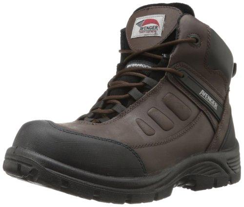 Avenger Safety Footwear Men's 7296 Work Boot