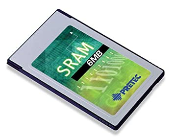 6MB tarjeta SRAM-Type I-de plástico: Amazon.es: Informática