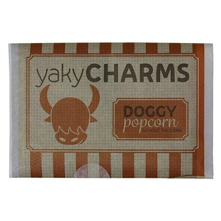 Image of Himalayan Yaky Charms Dog Popcorn Treat, Pack of 3