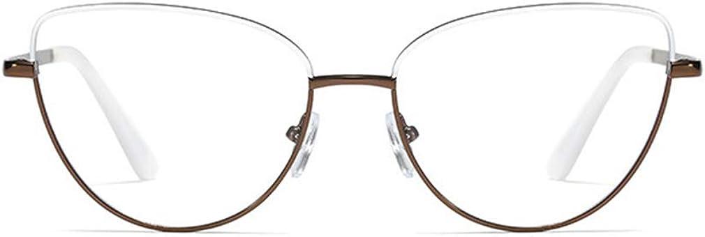 Occhiali da lettura qiansu UV400 Occhiali da vista trasparenti Montatura per occhiali Q19090510 Occhiali di moda