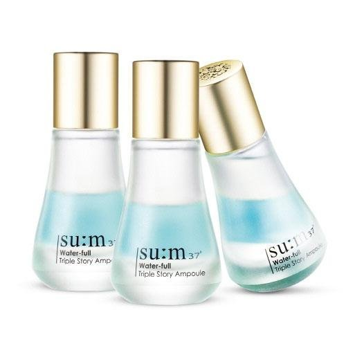 Su:m37 Water-full Tripe Story Ampoule [Korean Import] B00KWPGVGK