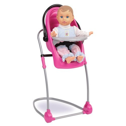 Travel Doll Graco - Graco Doll Swing n Snack High Chair