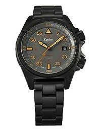 Kentex LANDMAN Men's Automatic Gray Dial Watch S678X-03