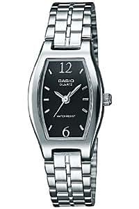 CASIO LTP1281D1AEF - Reloj de mujer de cuarzo, correa de acero inoxidable color varios colores