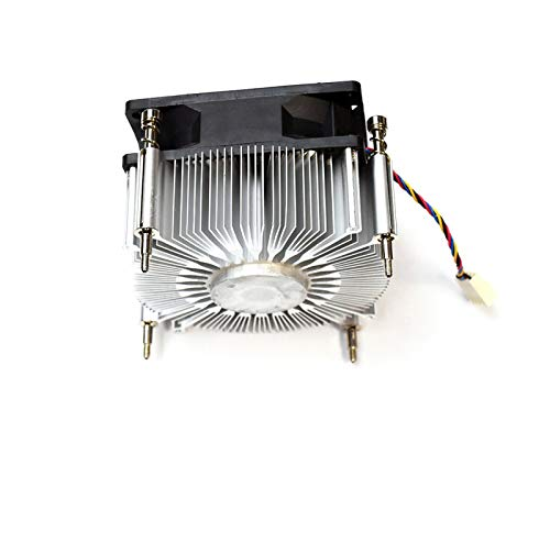 3VRGY G8CNY TOWER Dell Optiplex 3020 7010 9010 95W Processor 3MM Aluminum Heatsink 2.5MM Black Fan w/4-Pin White Header 4-Wire Red Black Blue Yellow 3