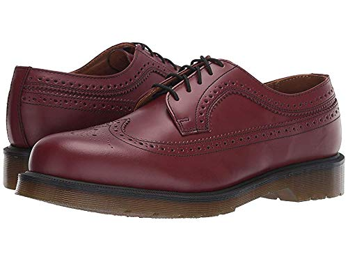Dr. Martens Unisex 3989 Icons Cherry Red Smooth 4 M - Dr Icon Martens