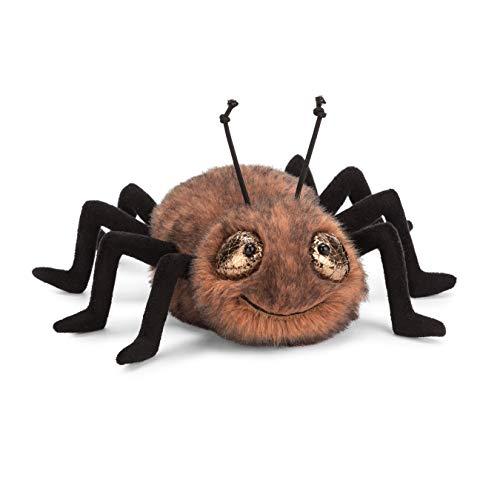 Jellycat Tony Tarantula Spider Stuffed Animal, 7 inches]()