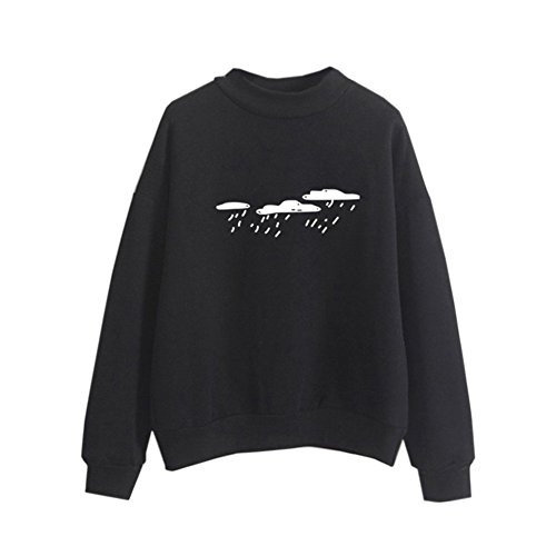 Cute Pastel (Dorathy Harajuku Sweater Cool Hoodies For Teens Cloud Cute Pastel Clothes)