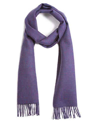 Tweed Alpaca Scarf - 100% Baby Alpaca Wool - Unisex (Agate ()