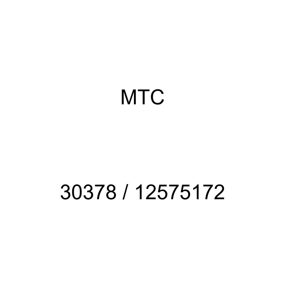 12575172 MTC 30378//12575172 Crankshaft Position Sensor Domestic models 30378