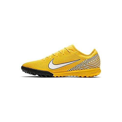 Tf Unisex Pro Vapor black 12 white 710 Multicolor Njr Nike Deporte De Zapatillas Adulto amarillo wE8Iqw