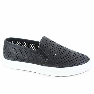 SODA Women's Slip On Flat Shoes