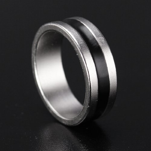 Water & Wood Pro Magic Ring Coin Finger Magic Tricks Props Show 18mm