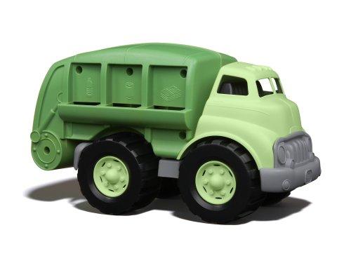 Зеленый Игрушки Переработка Грузовик