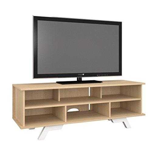 Maple Modern Tv Stand - 2