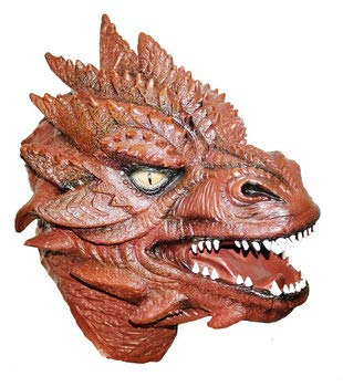 Culturemart Famous Movie Character Cosplay Smaug Costume Mask