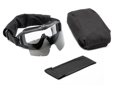 Revision Military Asian Locust Fan Goggle Essential - Black