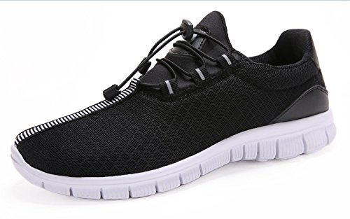 Image of JUAN Men's Running Shoes Fashion Sneakers Fitness Shoes Casual Mesh Soft Sole Lightweight Breathable ¡­