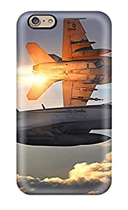 Perfect Fit LrOXBaW3727OKRVo Fa-18 Super Hornet Case For Iphone - 6