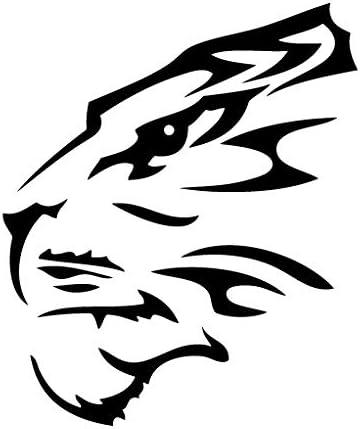 Leon Online Box Tiger Side – Adhesivo de Vinilo para Coche ...
