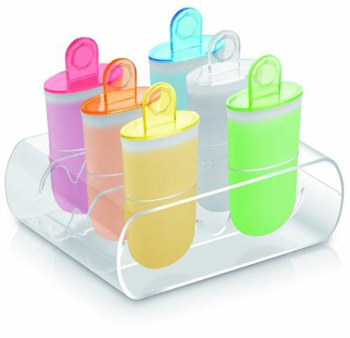 Tescoma Bereiter Eis am Stiel, für Kinder, 6 Stück